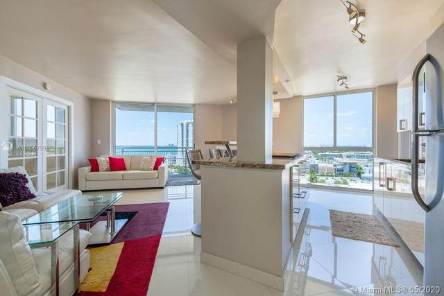 1688 West Ave #1203, Miami Beach, FL 33139 (MLS #A10856799) :: Berkshire Hathaway HomeServices EWM Realty