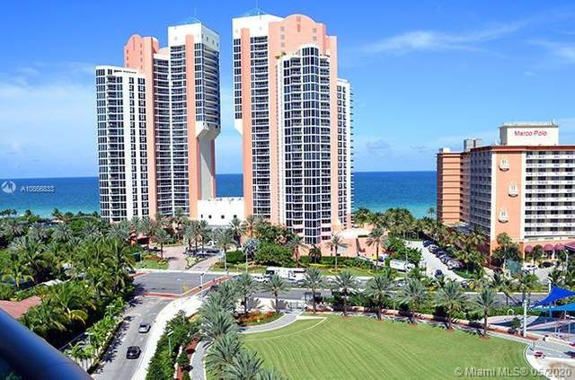 19370 Collins Ave #1121, Sunny Isles Beach, FL 33160 (MLS #A10856833) :: The Riley Smith Group
