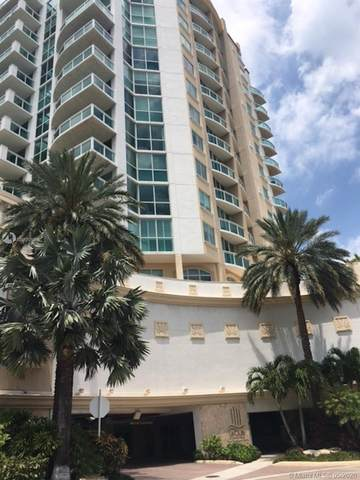 2845 NE 9th St #806, Fort Lauderdale, FL 33304 (MLS #A10857089) :: Grove Properties