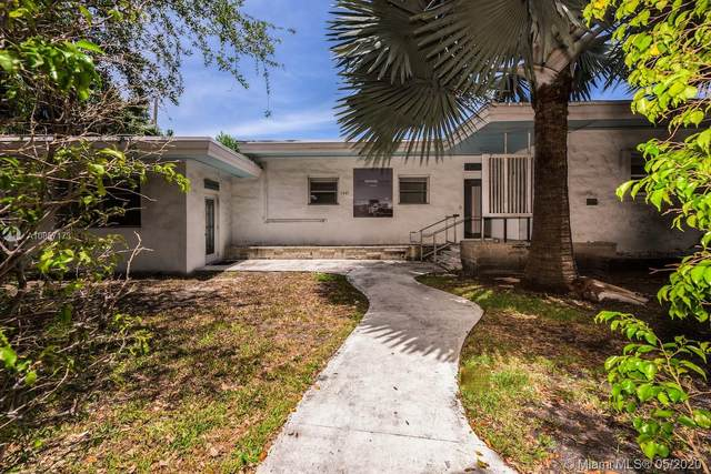 1445 Bay Rd, Miami Beach, FL 33139 (MLS #A10857173) :: The Teri Arbogast Team at Keller Williams Partners SW