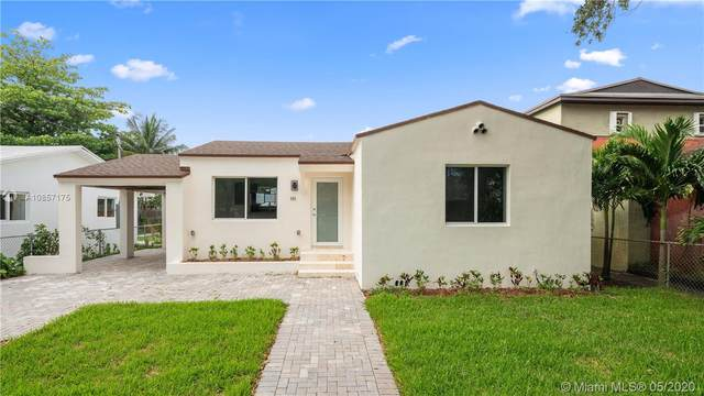 545 NW 43rd St, Miami, FL 33127 (MLS #A10857175) :: The Teri Arbogast Team at Keller Williams Partners SW