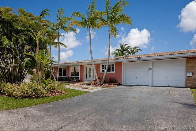 536 Hibiscus Drive, Hallandale Beach, FL 33009 (MLS #A10857222) :: The Riley Smith Group