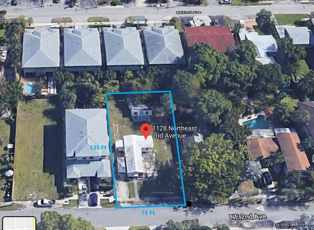 1128 NE 2nd Ave, Fort Lauderdale, FL 33304 (MLS #A10857322) :: Green Realty Properties