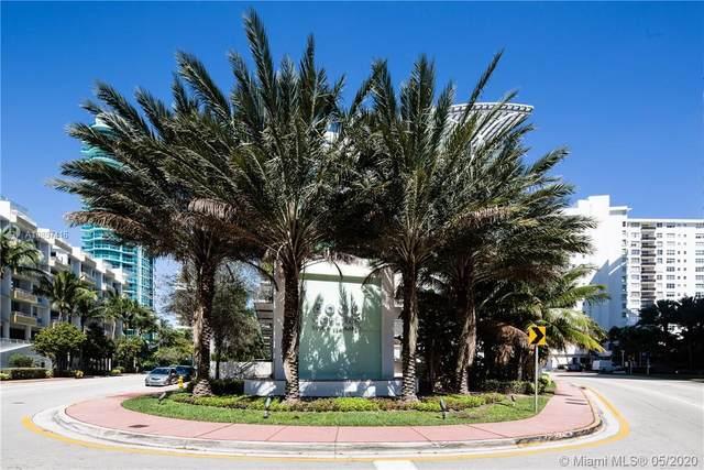 6000 Collins Ave #520, Miami Beach, FL 33140 (MLS #A10857416) :: Carole Smith Real Estate Team