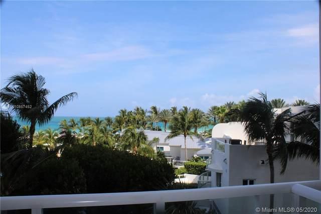 50 S Pointe Dr #602, Miami Beach, FL 33139 (MLS #A10857452) :: Julian Johnston Team