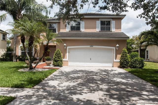 1891 SW 94th Ter, Miramar, FL 33025 (MLS #A10857555) :: The Riley Smith Group