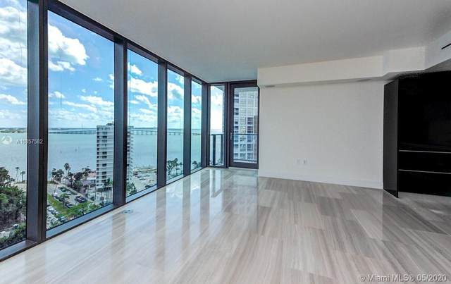 1451 SE Brickell Ave #1403, Miami, FL 33131 (MLS #A10857582) :: The Howland Group