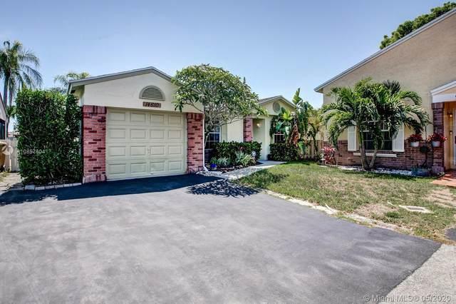 14610 S Beckley Sq, Davie, FL 33325 (MLS #A10857604) :: Carole Smith Real Estate Team