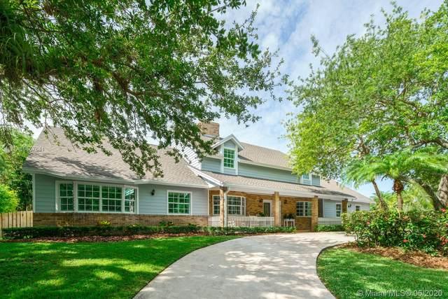 7820 SW 160th St, Palmetto Bay, FL 33157 (MLS #A10857641) :: Castelli Real Estate Services