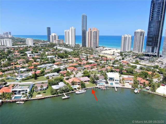 18550 N Bay Rd, Sunny Isles Beach, FL 33160 (MLS #A10857697) :: The Teri Arbogast Team at Keller Williams Partners SW