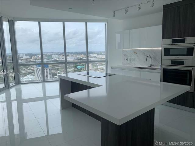851 NE 1ST AVENUE #3204, Miami, FL 33132 (MLS #A10857710) :: KBiscayne Realty