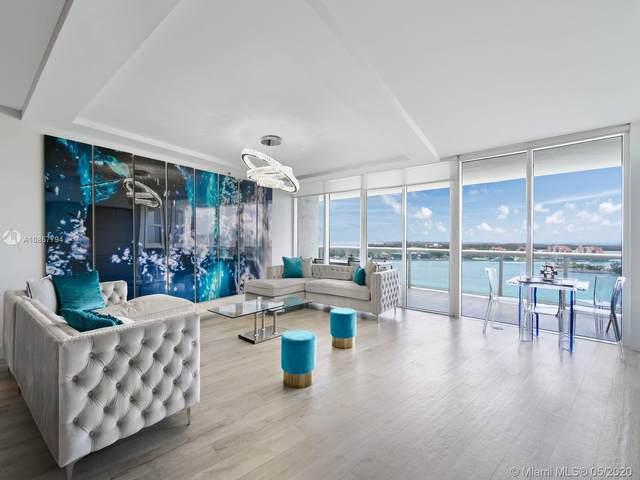 400 Alton Rd #2003, Miami Beach, FL 33139 (MLS #A10857794) :: Castelli Real Estate Services