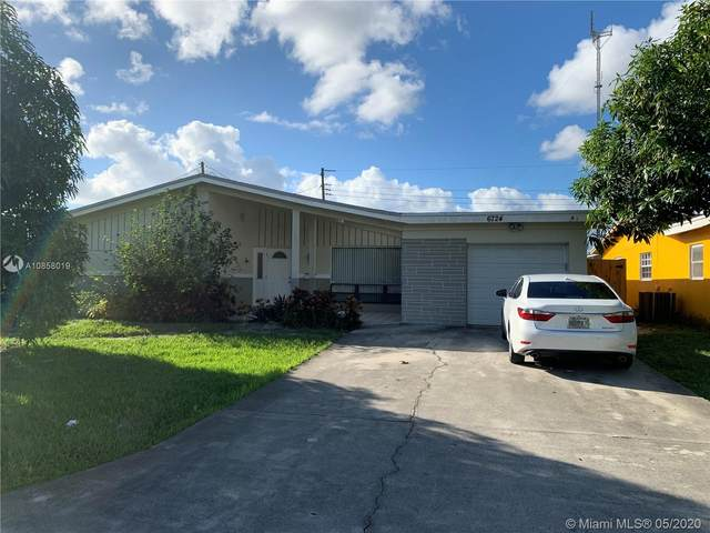 6724 Petunia Dr, Miramar, FL 33023 (MLS #A10858019) :: Re/Max PowerPro Realty