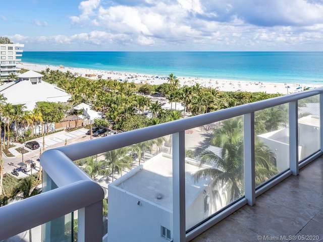 50 S Pointe Dr #1007, Miami Beach, FL 33139 (MLS #A10858067) :: Julian Johnston Team