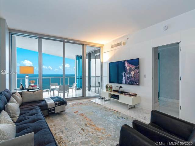 17121 Collins Ave #4004, Sunny Isles Beach, FL 33160 (#A10858141) :: Real Estate Authority