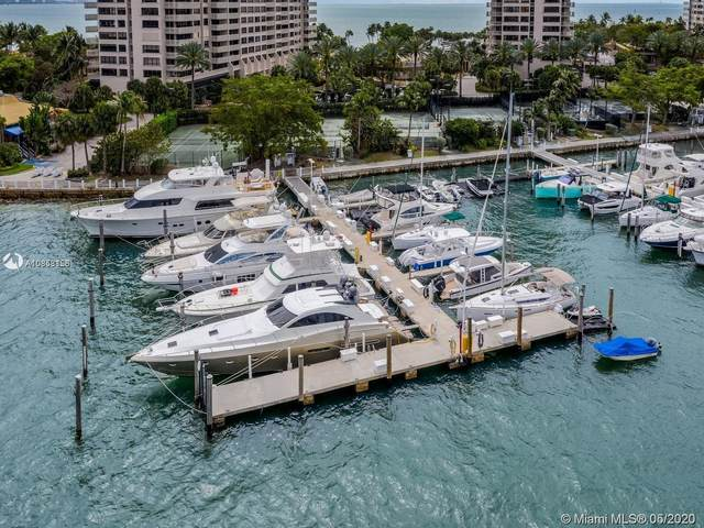4 Grove Isle Drive #C1, Coconut Grove, FL 33133 (MLS #A10858156) :: Grove Properties