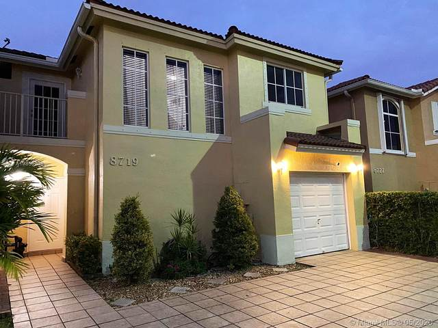 8719 SW 161st Ct, Miami, FL 33193 (MLS #A10858208) :: The Jack Coden Group