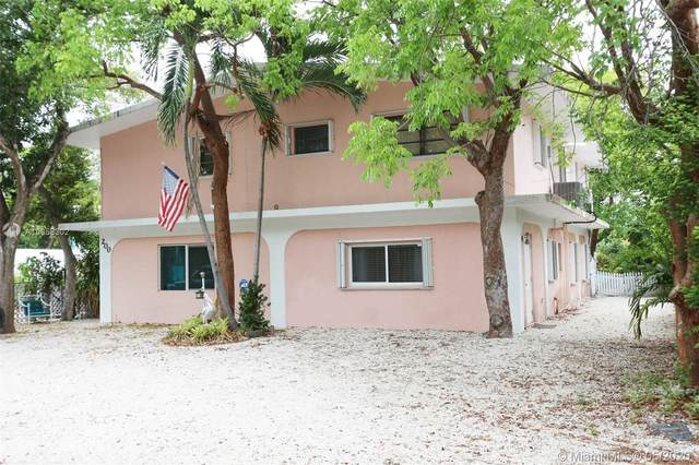 200 Coral Rd, Islamorada, FL 33036 (MLS #A10858302) :: The Teri Arbogast Team at Keller Williams Partners SW