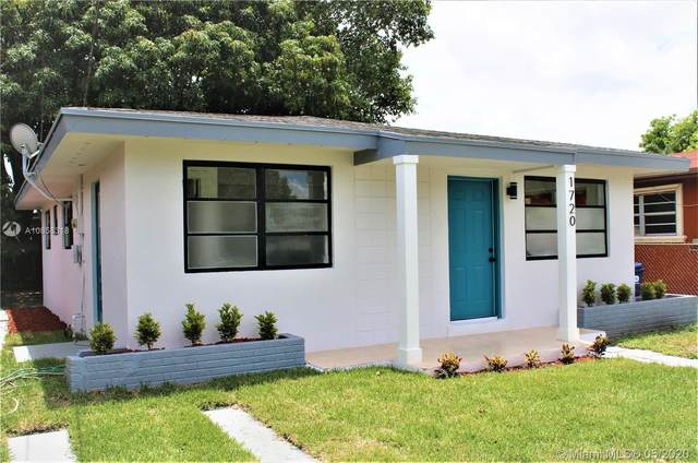 1720 NW 69th St, Miami, FL 33147 (MLS #A10858318) :: The Teri Arbogast Team at Keller Williams Partners SW