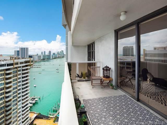 9 Island Ave #2410, Miami Beach, FL 33139 (MLS #A10858493) :: ONE | Sotheby's International Realty