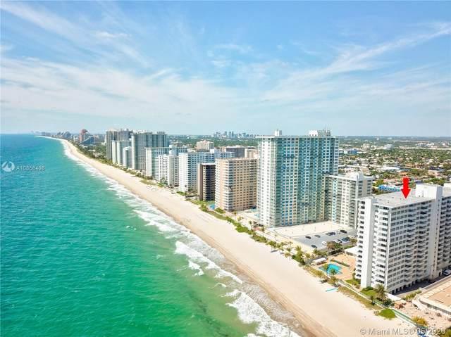 4010 Galt Ocean Dr #308, Fort Lauderdale, FL 33308 (MLS #A10858498) :: Grove Properties