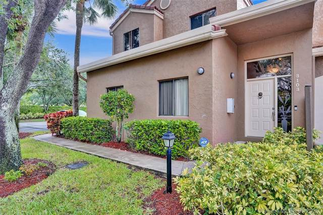 7525 NW 61ST TERR. #3103, Parkland, FL 33067 (MLS #A10858531) :: Re/Max PowerPro Realty