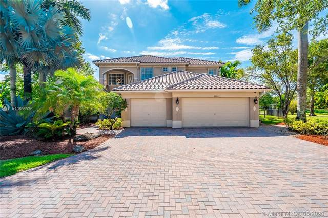 6588 NW 109th Ave, Parkland, FL 33076 (MLS #A10858536) :: Re/Max PowerPro Realty