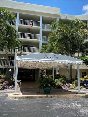 821 Cypress Blvd #411, Pompano Beach, FL 33069 (MLS #A10858615) :: The Teri Arbogast Team at Keller Williams Partners SW