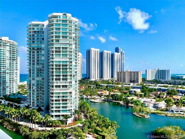 330 Sunny Isles Blvd 5-1404, Sunny Isles Beach, FL 33160 (#A10858626) :: Dalton Wade