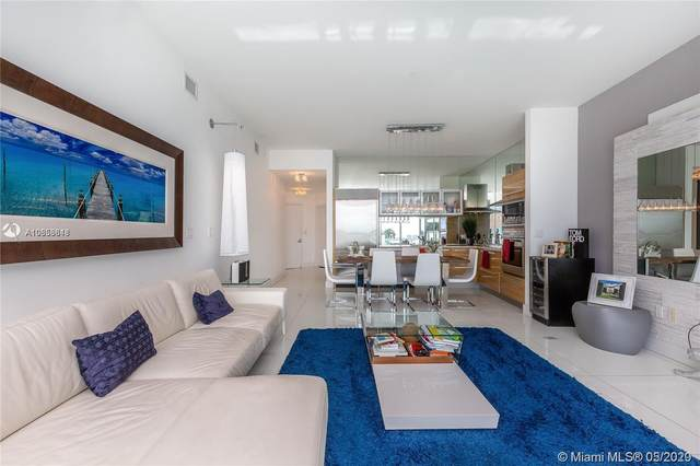 2020 N Bayshore Dr #609, Miami, FL 33137 (MLS #A10858648) :: Carole Smith Real Estate Team