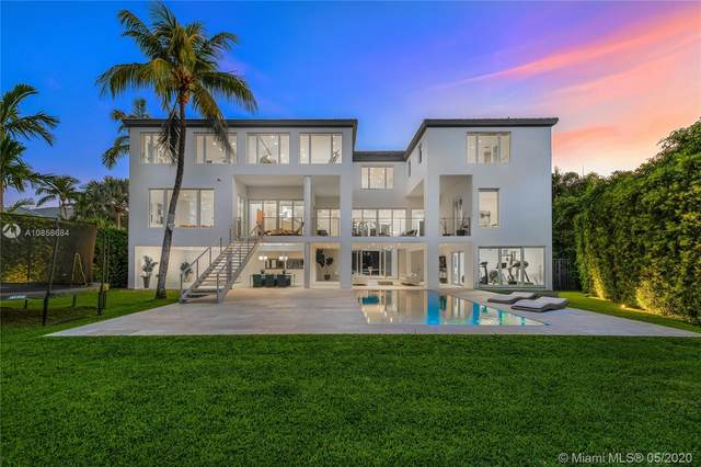 481 S Mashta Dr, Key Biscayne, FL 33149 (MLS #A10858684) :: The Rose Harris Group
