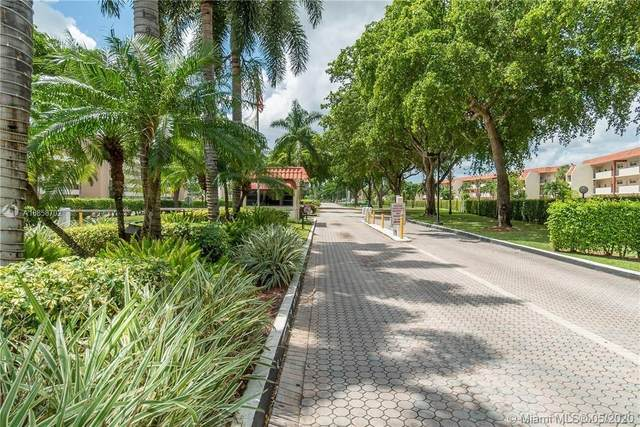 8911 S Hollybrook Blvd #310, Pembroke Pines, FL 33025 (MLS #A10858702) :: ONE Sotheby's International Realty