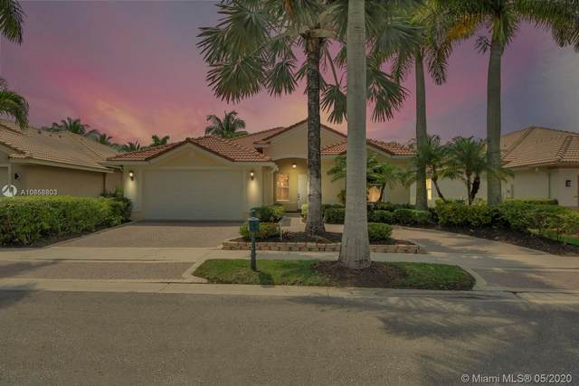 1858 Mariners Ln, Weston, FL 33327 (#A10858803) :: Real Estate Authority