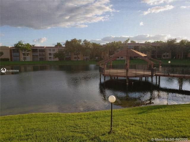 5615 Coral Lake Dr #203, Margate, FL 33063 (MLS #A10858856) :: Re/Max PowerPro Realty