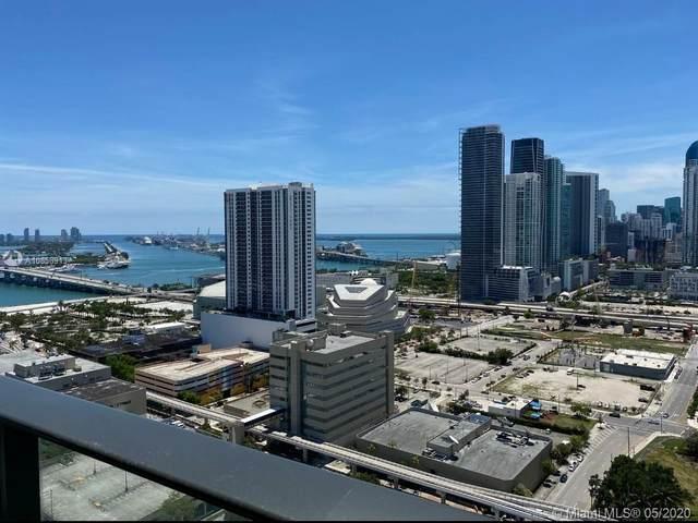 1600 NE 1st Ave #2809, Miami, FL 33132 (MLS #A10858913) :: Green Realty Properties
