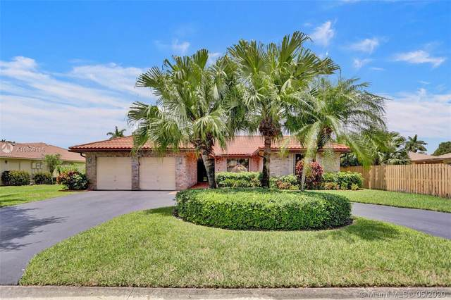 1846 NW 114th Ave, Coral Springs, FL 33071 (MLS #A10859116) :: The Riley Smith Group