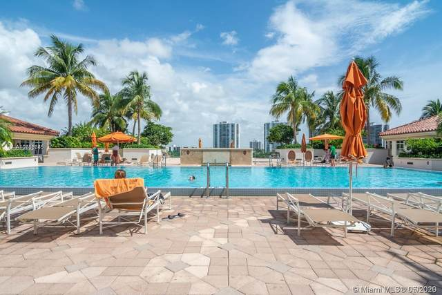 19900 E Country Club Dr #907, Aventura, FL 33180 (MLS #A10859245) :: ONE Sotheby's International Realty