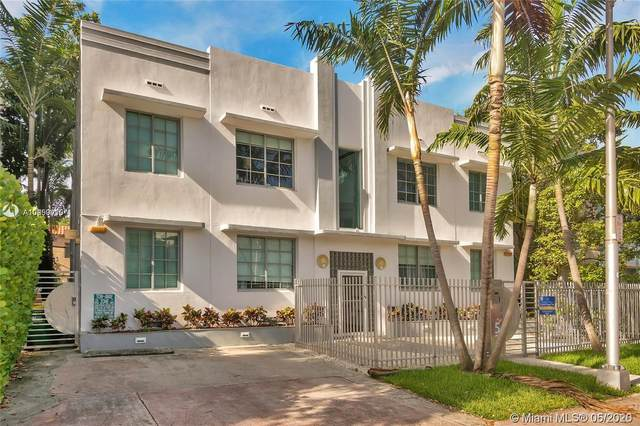 526 15th St #7, Miami Beach, FL 33139 (MLS #A10859415) :: The Pearl Realty Group