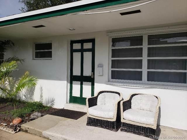 2238 Adams St #3, Hollywood, FL 33020 (MLS #A10859419) :: Lucido Global