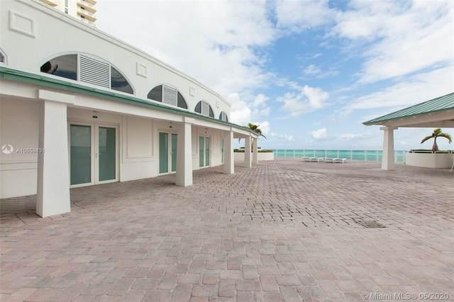 16485 Collins Ave #3, Sunny Isles Beach, FL 33160 (MLS #A10859431) :: Berkshire Hathaway HomeServices EWM Realty