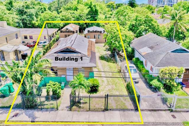 140 NW 60th St, Miami, FL 33127 (MLS #A10859496) :: The Teri Arbogast Team at Keller Williams Partners SW