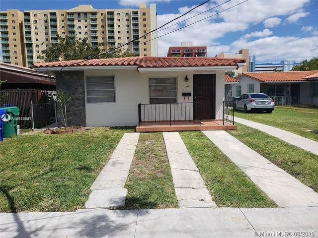 3445 & 3447 SW 23rd St, Miami, FL 33145 (MLS #A10859545) :: The Teri Arbogast Team at Keller Williams Partners SW