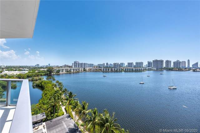 17301 Biscayne Blvd #910, North Miami Beach, FL 33160 (MLS #A10859592) :: The Riley Smith Group