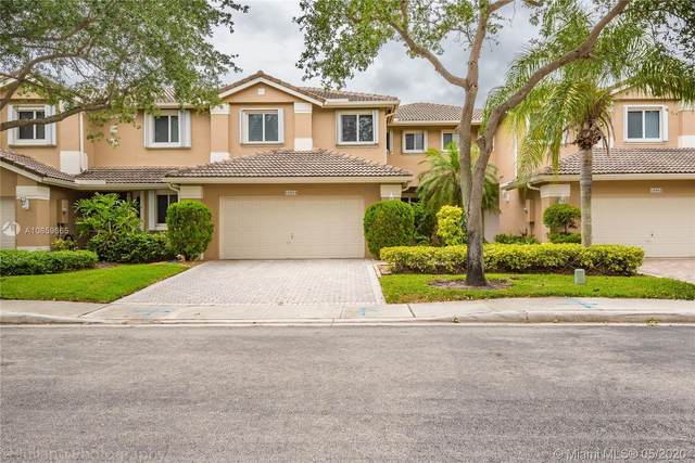 15854 SW 10th St #4, Pembroke Pines, FL 33027 (MLS #A10859665) :: The Rose Harris Group