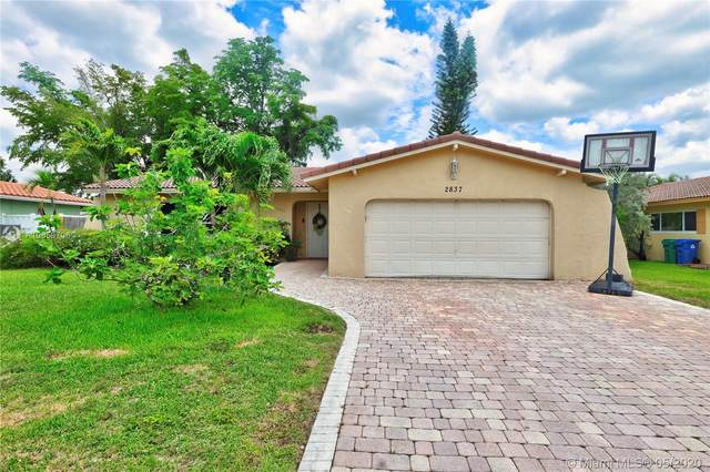 2837 NW 84th Ave, Coral Springs, FL 33065 (MLS #A10859708) :: GK Realty Group LLC