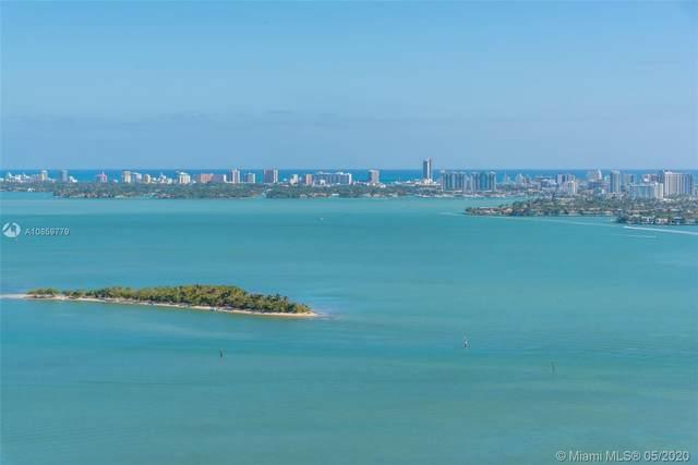 2020 N Bayshore Dr #3301, Miami, FL 33137 (MLS #A10859779) :: The Teri Arbogast Team at Keller Williams Partners SW