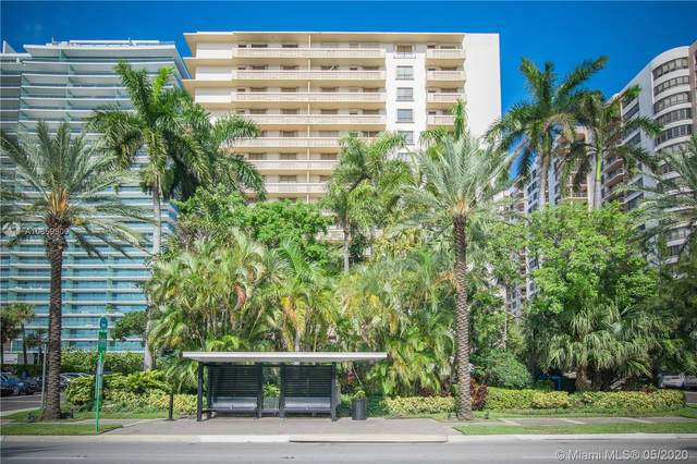 10185 Collins Ave #902, Bal Harbour, FL 33154 (MLS #A10859900) :: The Riley Smith Group