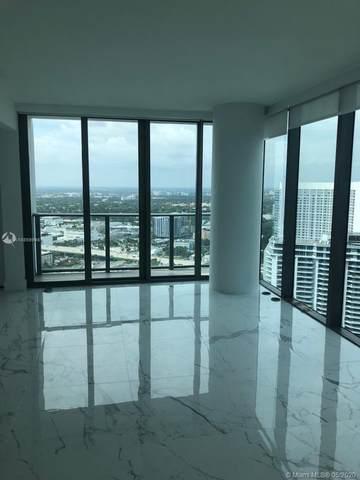 650 NE 32 #3808, Miami, FL 33137 (MLS #A10859946) :: Re/Max PowerPro Realty