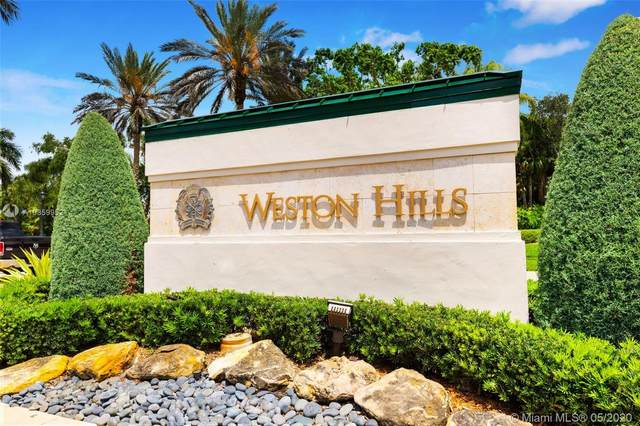 2529 Poinciana Drive, Weston, FL 33327 (#A10859952) :: Real Estate Authority