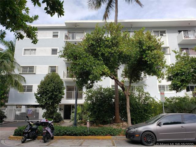 221 Meridian Ave #203, Miami Beach, FL 33139 (MLS #A10859964) :: Julian Johnston Team